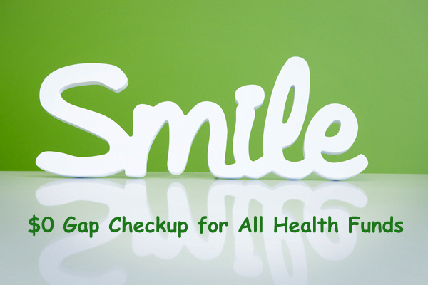 Free dental check up